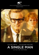 A Single Man - French Movie Poster (xs thumbnail)