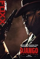 Django Unchained - Mexican Movie Poster (xs thumbnail)