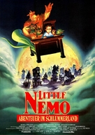 Little Nemo: Adventures in Slumberland - German Movie Poster (xs thumbnail)