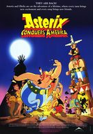 Asterix in Amerika - Canadian Movie Poster (xs thumbnail)