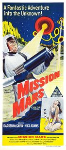 Mission Mars - Australian Movie Poster (xs thumbnail)