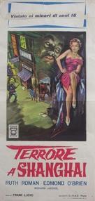 The Shanghai Story - Italian Movie Poster (xs thumbnail)
