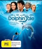 Dolphin Tale - Australian Blu-Ray movie cover (xs thumbnail)
