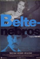 Beltenebros - Spanish Movie Poster (xs thumbnail)