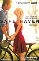 Safe Haven - Movie Poster (xs thumbnail)