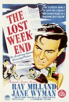 The Lost Weekend - Australian Movie Poster (xs thumbnail)