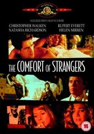 The Comfort of Strangers - British Movie Cover (xs thumbnail)