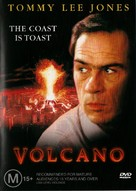 Volcano - Australian Movie Cover (xs thumbnail)