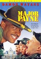 Major Payne - DVD cover (xs thumbnail)