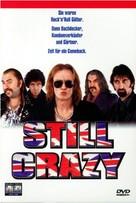 Still Crazy - German DVD movie cover (xs thumbnail)