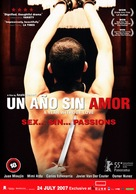 Un año sin amor - French Movie Poster (xs thumbnail)