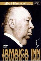 Jamaica Inn - Portuguese DVD movie cover (xs thumbnail)