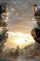Legend of the Guardians: The Owls of Ga'Hoole - Colombian Key art (xs thumbnail)