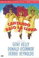 Singin' in the Rain - Spanish DVD cover (xs thumbnail)