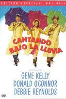 Singin' in the Rain - Spanish DVD movie cover (xs thumbnail)