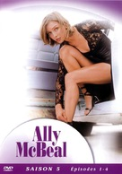 """""""Ally McBeal"""" - French Movie Poster (xs thumbnail)"""