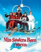 Min søsters børn i sneen - Danish Movie Poster (xs thumbnail)