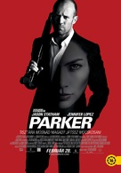 Parker - Hungarian Movie Poster (xs thumbnail)