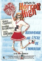 Return to Horror High - French Movie Poster (xs thumbnail)