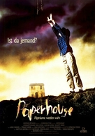 Paperhouse - German Movie Poster (xs thumbnail)