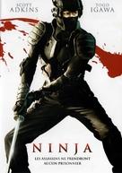 Ninja - Canadian Movie Cover (xs thumbnail)