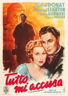 The Winslow Boy - Italian Movie Poster (xs thumbnail)