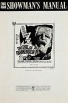 The Evil of Frankenstein - poster (xs thumbnail)