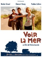 Voir la mer - French Movie Poster (xs thumbnail)