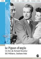 The Clay Pigeon - French DVD cover (xs thumbnail)