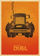 Duel - Movie Poster (xs thumbnail)