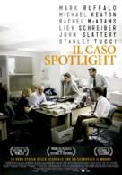 Spotlight - Italian Movie Poster (xs thumbnail)