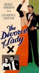 The Divorce of Lady X - poster (xs thumbnail)