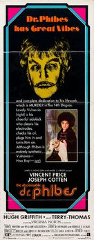 The Abominable Dr. Phibes - Movie Poster (xs thumbnail)