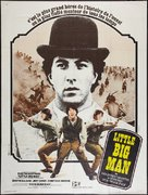 Little Big Man - French Movie Poster (xs thumbnail)