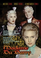 Madame du Barry - Canadian DVD cover (xs thumbnail)
