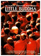 Little Buddha - French Movie Poster (xs thumbnail)
