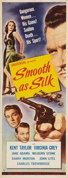 Smooth as Silk - Movie Poster (xs thumbnail)