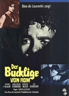 Il gobbo - German Movie Poster (xs thumbnail)