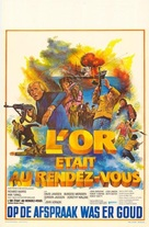 Golden Rendezvous - Belgian Movie Poster (xs thumbnail)
