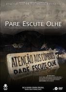 Páre, Escute, Olhe - Portuguese Movie Cover (xs thumbnail)
