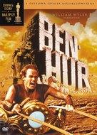 Ben-Hur - Polish DVD movie cover (xs thumbnail)