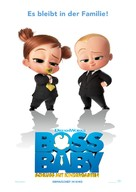 The Boss Baby: Family Business - German Movie Poster (xs thumbnail)