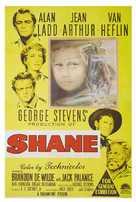 Shane - Australian Movie Poster (xs thumbnail)