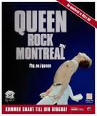 Queen Rock Montreal & Live Aid - Swedish Movie Poster (xs thumbnail)