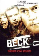 """Beck"" Mannen utan ansikte - Swedish poster (xs thumbnail)"