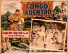 Congo Crossing - Mexican poster (xs thumbnail)