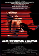 Body Double - German Movie Poster (xs thumbnail)