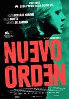 Nuevo orden - Italian Movie Poster (xs thumbnail)