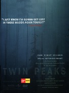 """""""Twin Peaks"""" - DVD movie cover (xs thumbnail)"""