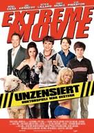 Extreme Movie - German Movie Poster (xs thumbnail)